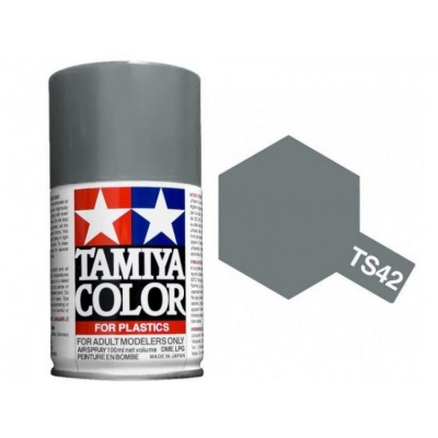 Spray TS42 Light Gun Metal - Tamiya