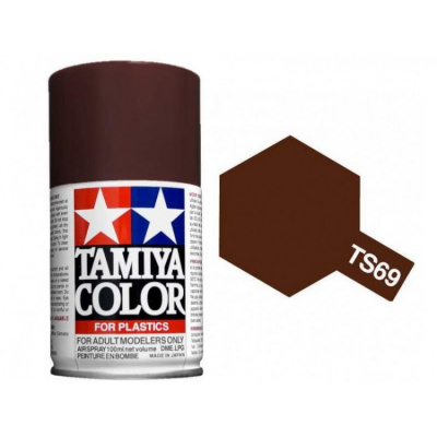 Spray TS69 IJN Wooden Deck Brown - Tamiya
