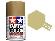 Spray TS75 Champagne Gold - Tamiya