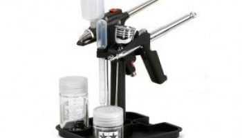 Spray-Work Airbrush Stand II - Tamiya
