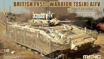 British FV510 Warrior TES(H) AIFV 1/35 - Meng