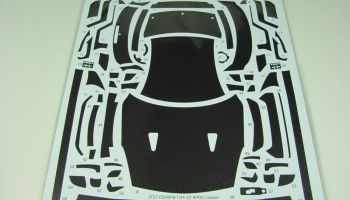 Nissan GT-R R35 Carbon Decal - Studio27