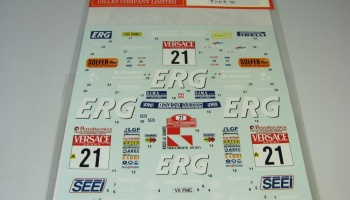 Ford Focus RS WRC ERG 2001 - Studio27
