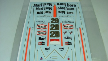 M23 Full Sponsor 1978 - Tabu Design