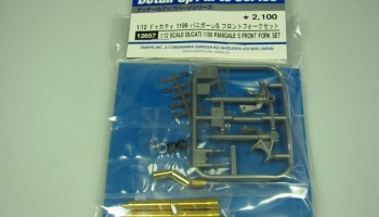 Ducati 1199 Panigale S Front Fork Set - Tamiya