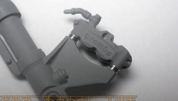 Honda RC211V Caliper Spacers - Top Studio