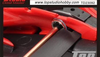 Ferrari F2003-GA Drive Shafts - Top Studio