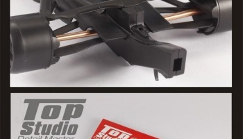 RB6 Drive Shafts - Top Studio