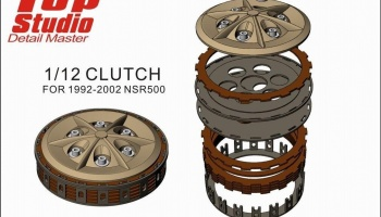 Clutch for 1992-2002 NSR500 - Top Studio