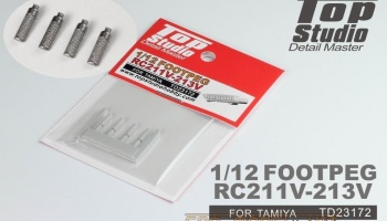 Footpeg for RC211V-213V - Top Studio