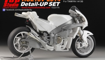 RC213V 2014 Detail-up Set - Top Studio