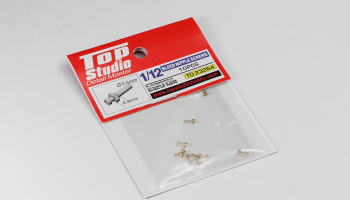 Bleed Nipple Screws 1/12  - Top Studio