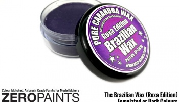 Brazilian Wax (Roxa Edition) - Zero Paints