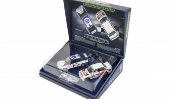 Touring Car Legends - Ford Sierra RS500 vs BMW E30 (1:32) - Limited Edition SCALEXTRIC C3693A