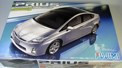 Toyota Prius S Touring Selection Solar Panel Type - Fujimi