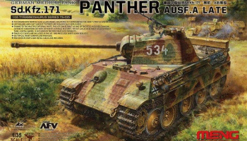 Sd.Kfz.171 PANTHER Ausf. A Late 1/35 - Meng