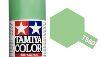 Spray TS60 Pearl Green - Tamiya