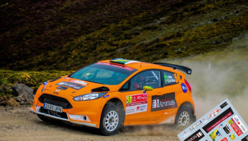 Ford Fiesta R5 - Ilo Dhiel - Rally de Portugal 2016 - Coloradodecals