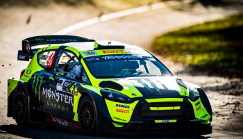 Ford Fiesta WRC - Valentino Rossi - Rally de Monza 2018 - Coloradodecals