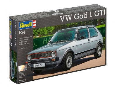 VW Golf 1 GTI - Revell