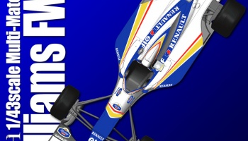 Williams FW16 - Model Factory Hiro