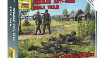 Wargames figurky 6216 -German Anti Tank Rifle Team (1:72)
