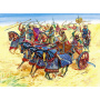 Wargames (AoB) figurky 8008 - Persian Chariot and Cavalry (1:72)