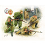 Wargames (WWII) figurky 6193 - Soviet Snipers (1:72)