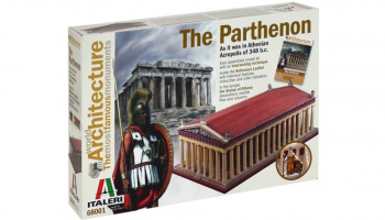 World of Architecture - PARTHENON (34.5 cm) - Italeri