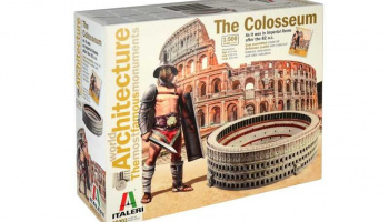 World of Architecture - COLOSSEUM (1:500) - Italeri