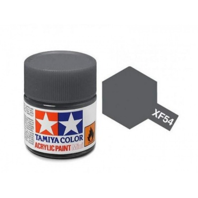 XF-54  Dark Sea Grey Acrylic Paint Mini XF54 - Tamiya