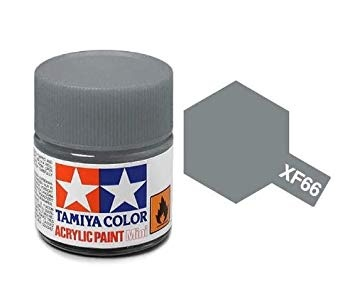 XF-66  Light Grey Acrylic Paint Mini XF66 - Tamiya