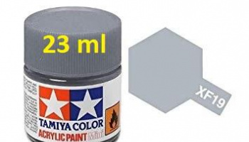 XF-19 Sky Grey Acrylic Paint 23ml XF19 - Tamiya