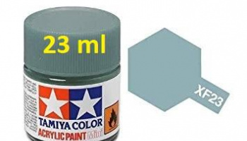 XF-23 Light Blue Acrylic Paint 23ml XF23 - Tamiya