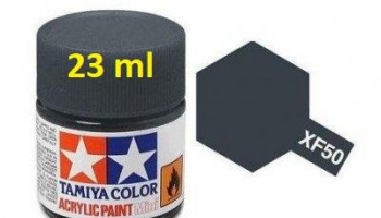 XF-50 Field Blue Acrylic Paint 23ml XF50 - Tamiya