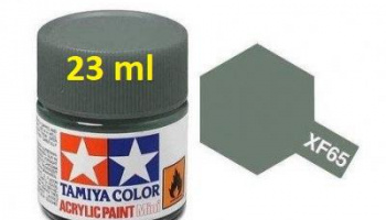 XF-65 Field Grey Acrylic Paint 23ml XF65 - Tamiya