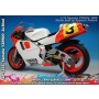 Yamaha YZR500 Eddie Lawson'88 Paint Set 2x30ml - Zero Paints