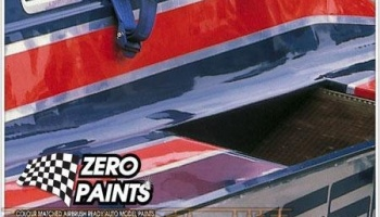 Lotus F1 Essex Blue Metallic - Zero Paints