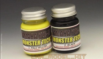 Yamaha YZR-M1 Monster Tech3 (2x30ml) - Zero Paints