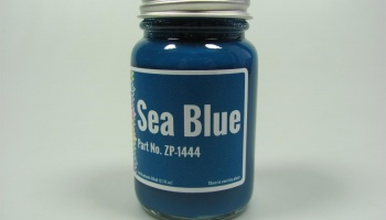Sea Blue Paint 60ml - Zero Paints